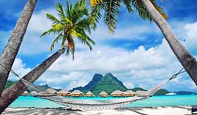 Hammock in Bora Bora