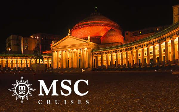 MSC Cruises Mediterranean cruises from $69*