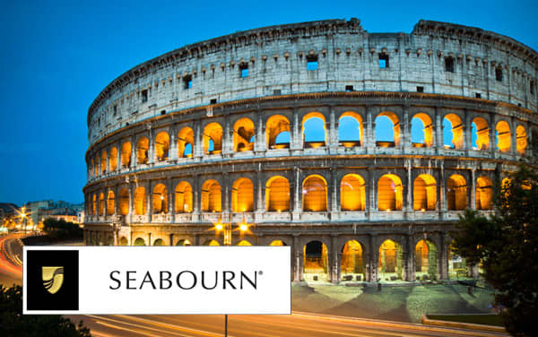 Seabourn Mediterranean cruises from $4,499*
