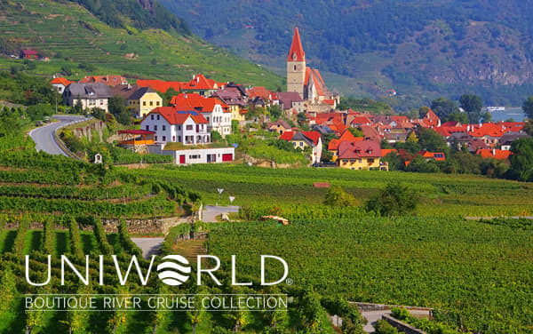 Uniworld Europe river cruises from $3,099*