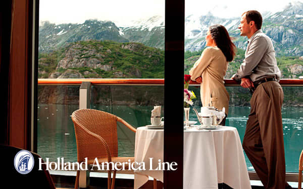 Holland America cruises from $11,799*