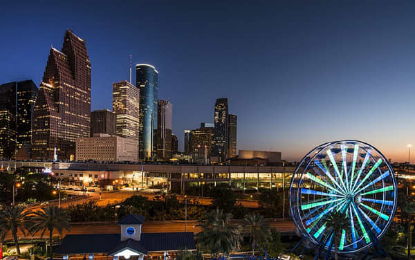 Cruises from Houston, Texas
