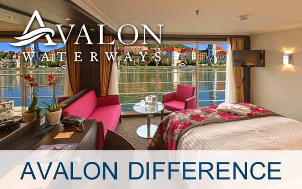 Avalon Waterways: Guided Tours, Fine Dining...