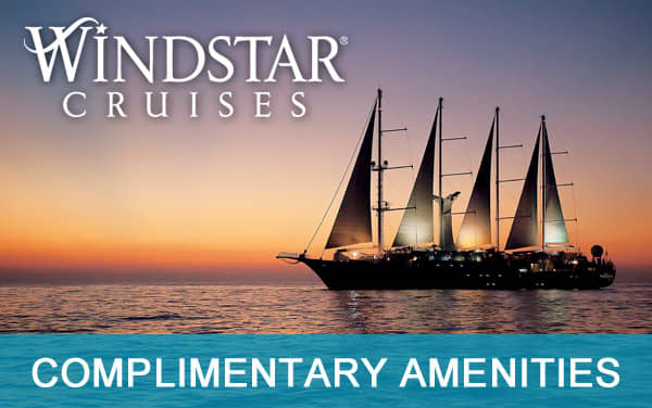 Windstar: Exclusive Private Event and MORE