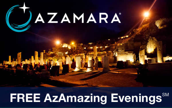 Azamara Cruises Always Included Amenities