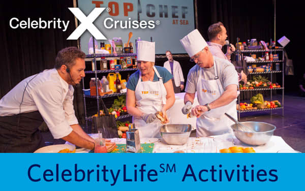 CelebrityLife with Celebrity Cruises