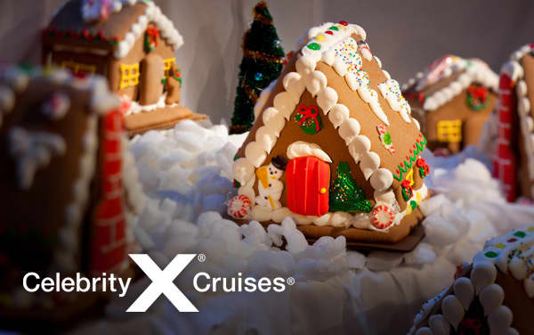 Celebrity Cruises Holiday cruises from $1,459*