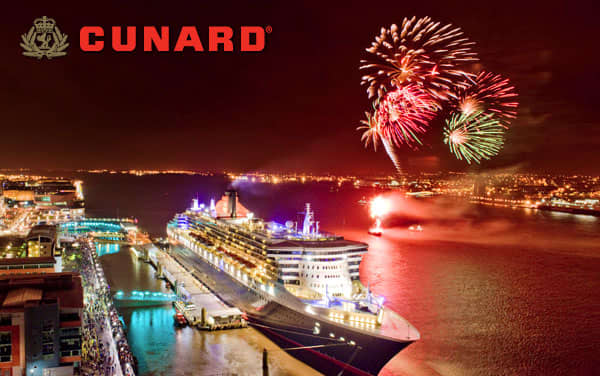 Cunard Holiday cruises