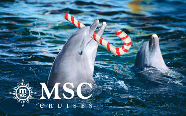 MSC Cruises Holiday cruises from $129*