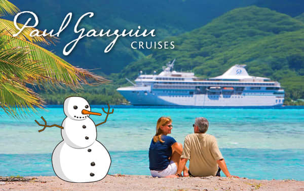 Paul Gauguin Holiday cruises