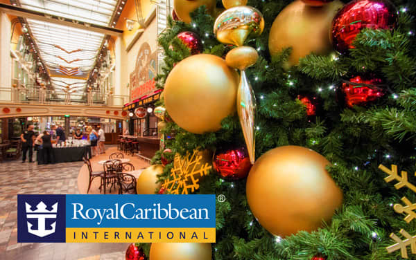 Royal Caribbean Holiday cruises from $238.50*