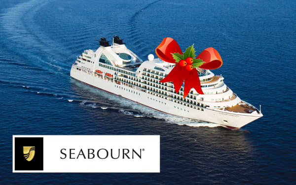 Seabourn Holiday cruises from $2,999*