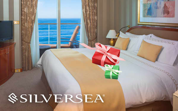 Silversea Holiday cruises from $3,680*