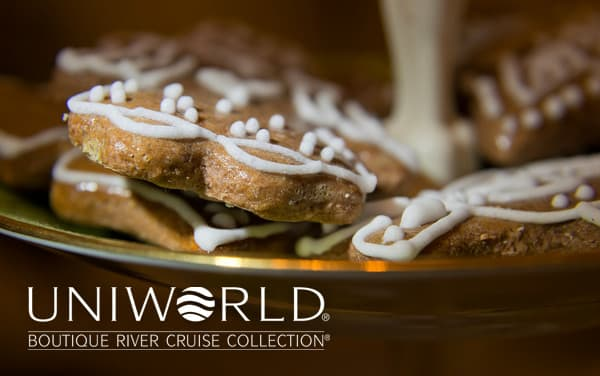 Uniworld Holiday river cruises from $3,589*