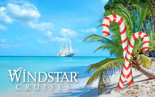Windstar Holiday cruises from $1,499*