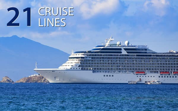 Deals by Cruise Line