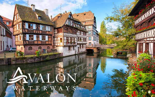 Avalon Waterways Europe river cruises from $1,099*