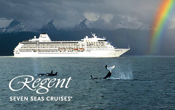 Regent Seven Seas Alaska cruises from $5,849*