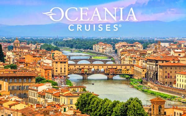 Oceania Cruises Mediterranean cruises from $1,899*