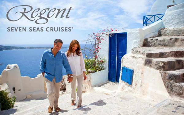 Regent Seven Seas Mediterranean cruises from $7,299*