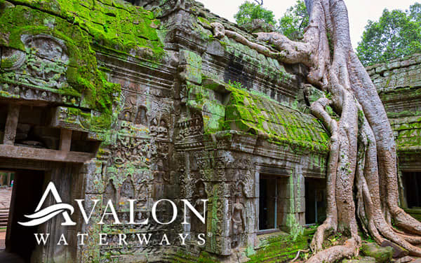 Avalon Waterways Southeast Asia river cruises
