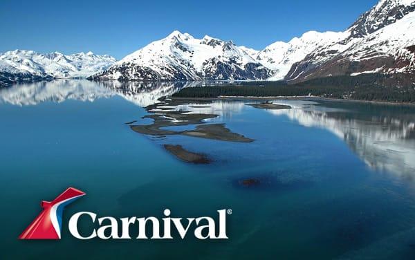 Carnival Alaska cruises from $559*