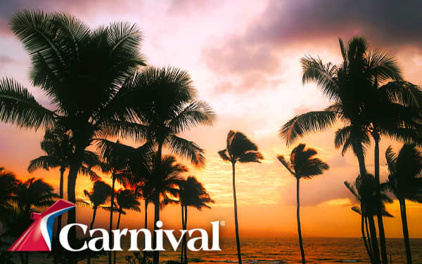 Carnival Hawaii cruises from $1,609*