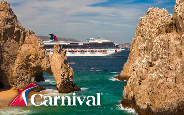 Carnival Mexican Riviera cruises from $169*