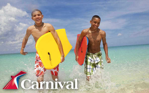 Carnival Eastern Caribbean cruises from $249*