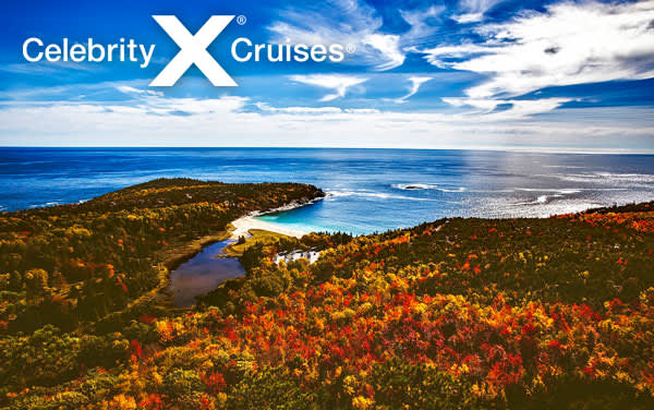 Celebrity Canada and New England cruises from $1,239*