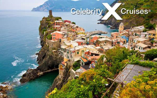Celebrity Mediterranean cruises from $1,039*