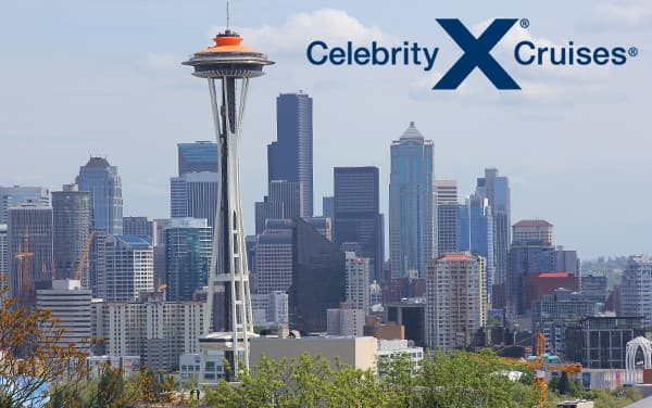 Celebrity US Pacific Coast cruises from $899*