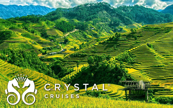 Crystal Southeast Asia cruises from $2,707*