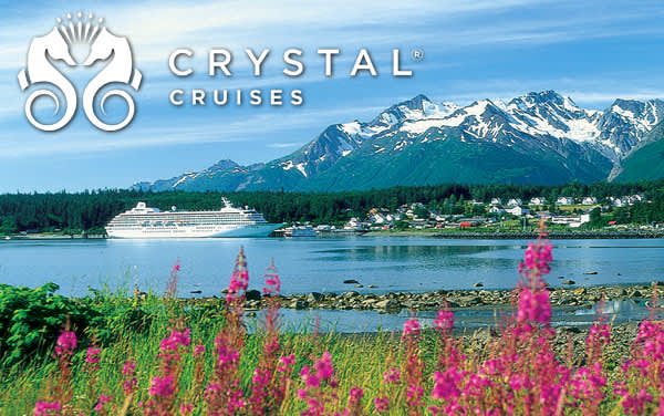 Crystal Alaska cruises from $2,904*