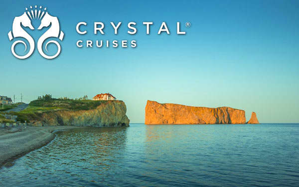 Crystal Canada and New England cruises from $3,128*