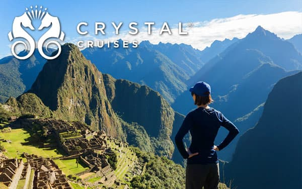 Crystal South America cruises from $10,049*