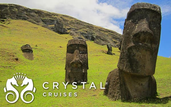 Crystal South Pacific/ Tahiti cruises