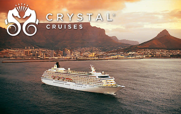 Crystal Africa cruises from $10,467*