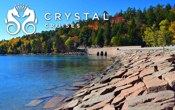 Crystal U.S. Atlantic Coast cruises from $3,128*
