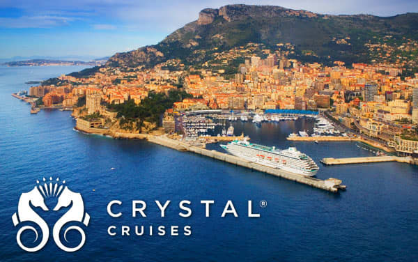 Crystal World cruises from $3,647*