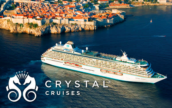 Crystal Europe cruises from $2,851*