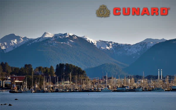 Cunard Alaska cruises from $1,299*