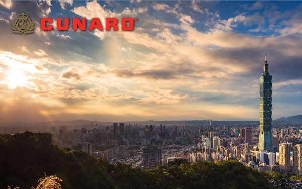 Cunard Asia cruises from $608*