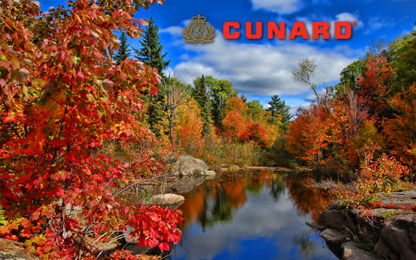 Cunard Canada & New England cruises from $1,359*