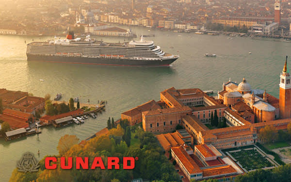 Cunard Mediterranean cruises