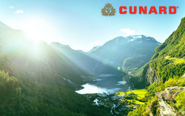 Cunard Northern Europe cruises from $399*