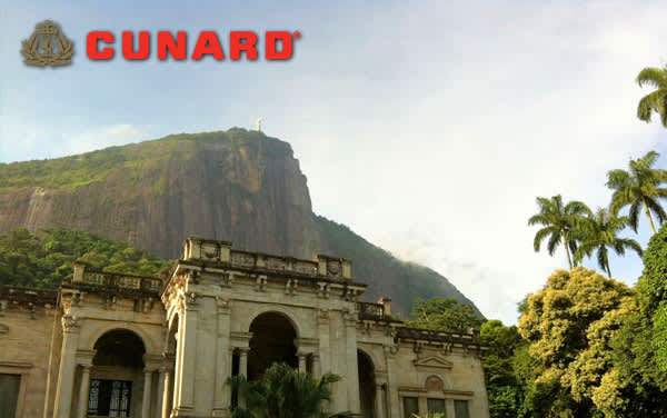 Cunard South America cruises from $2,149*