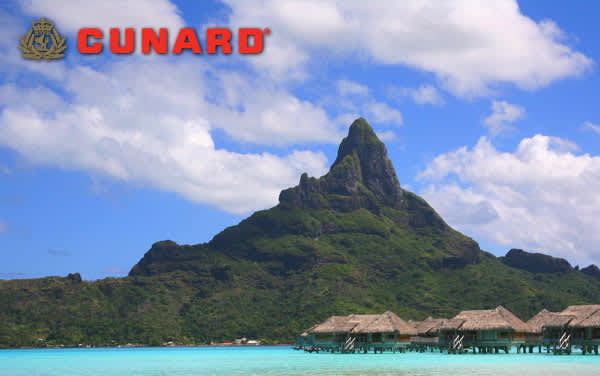 Cunard South Pacific/Tahiti cruises from $2,479*