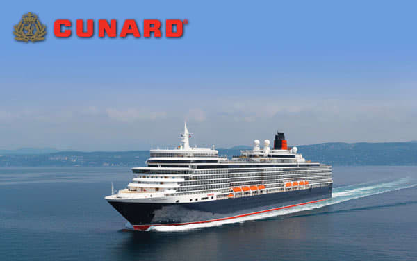 Cunard Transpacific cruises from $2,249*