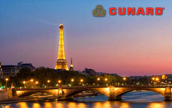 Cunard World cruises from $1,599*